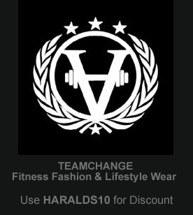 TEAMCHANGE - Fitness Fashion & Lifestyle Wear